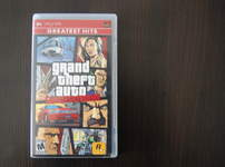 GTA Liberty City stories (płyta UMD + pudełko) - PSP