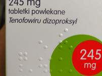 Viread Tenofovir disoproxil 245 mg