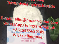 High Quality Pharmaceutical chemical Tetramisole Hydrochloride / levamisole HCl CAS: 5086-74-8