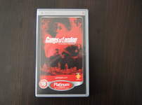 Gangs of London Gra PSP
