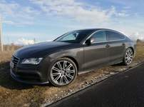 Audi A7 supercharger 2012 3.0 benzyna