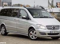 Mercedes Viano 8 osobowy tv Dvd Vip