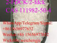 2-fdck/2-fluorodeschloroketamine CAS 111982-50-4 with Top Quality
