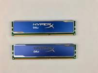 Pamięć RAM Kingston HyperX DDR3 4GB (2x2GB) 1600Mhz