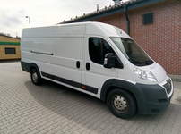 Citroen Jumper 2.2 150ps klima long webasto