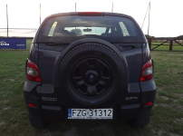 renault scenic XR 4X4
