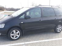 Ford galaxy 1.9 tdi 131ps