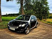 SMART FORFOUR 1.5 CDI  2004r