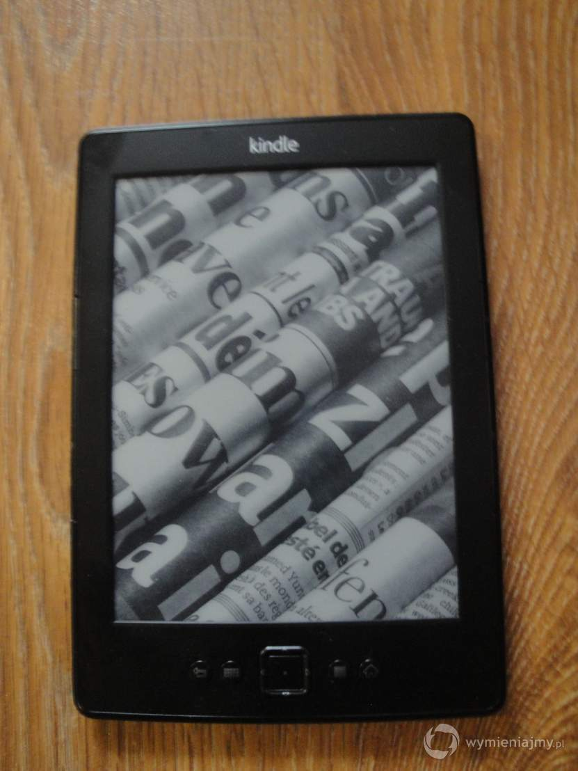 E-book reader Kindle Amazon 6 zdjęcie 1